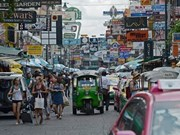 2015年泰国的GDP增长率有望为2.9%