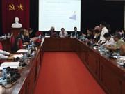 越南与西班牙分享融入国际社会的成功经验
