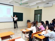 新西兰与越南分享教育革新经验