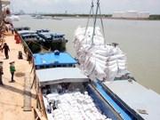 今年前10个月越南大米出口量下降6%