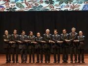 东盟领导人签署《2015年建成东盟共同体吉隆坡宣言》