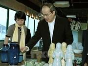 越南祖国阵线中央委员会主席阮善仁探访河内创新城