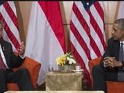 美国与新加坡关系呈现稳定良好发展势头