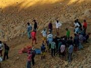缅北玉矿滑坡造成至少90人死亡