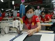 越南纺织品服装业努力应对加入《跨太平洋伙伴关系协定》后的挑战