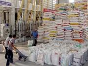 越南和泰国产的5万吨大米将于2016年初抵达印尼港口