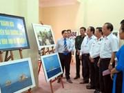 """""""黄沙、长沙归属越南——历史证据和法律依据""""专题展在太原省开展"""