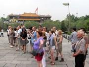10月份赴越南观光的俄罗斯游客猛增