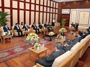 第15届东盟电信和信息技术部长会议在岘港拉开序幕