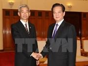 越南与泰国加强合作促进东盟共同体建设