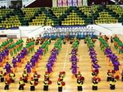 2015年东南亚学生体育运动会:越南代表队在奖牌榜上居第4位