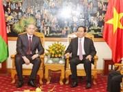 越南公安部与白俄罗斯共和国国家安全委员会加强合作