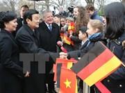 德媒:越南国家主席张晋创访德对双边关系具有重大意义