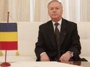 罗马尼亚国庆97周年暨越罗建交65周年庆祝活动在河内举行