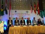 越南共产党表团出席印共举办的国际研讨会