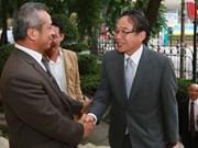 越日两国工会组织加强合作关系