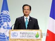 越南政府总理阮晋勇主持召开应对九龙江三角洲气候变化的对话会
