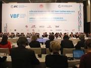 2015年越南企业年度论坛在河内举行