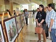 """越通社举行""""越南—古巴55年团结与合作""""图片展"""