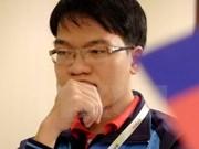 世界象棋特级大师的最新排名:越南头号棋手黎光廉居世界第32位