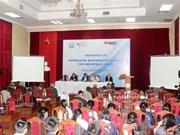 越南与德国加强水务领域的科技合作