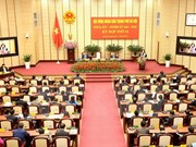 河内市第十四届人民议会第十四次会议圆满落幕