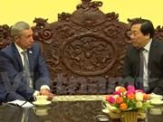 俄罗斯将越南视为俄罗斯和东盟关系之间的重要桥梁