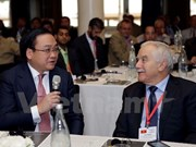 越南政府副总理黄忠海出席越南—以色列经贸合作论坛