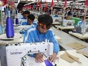 胡志明市服务业劳动力占比较大