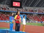第八届东南亚残运会首个比赛日:越南体育代表队夺得九枚金牌