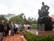 越南拟将阮攸纪念区建设成为国家级文化旅游之地