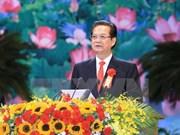 第九次越南全国爱国竞赛大会在河内隆重开幕