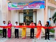 越南平定、富安和前江三省美术展在富安省绥和市开展