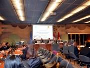 越南与瑞士贸易投资促进论坛在日内瓦举行