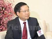 越南印尼战略伙伴关系有助于提高东盟在国际舞台上的地位与作用
