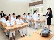 加强越南与日本在卫生与劳务领域的合作