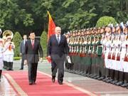越南与白俄罗斯发表关于巩固和全面发展两国关系的联合声明(全文)