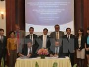 法国协助越南应对气候变化