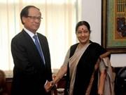 面向东盟共同体:东盟与印度努力扩大合作