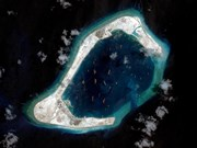 新加坡对中国在东海非法填海造地活动表示关切