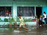 """台风""""茉莉""""登陆菲律宾致3人死亡"""