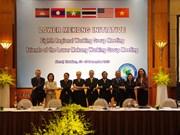"""第八次""""湄公河下游倡议""""工作组会议在河内召开"""