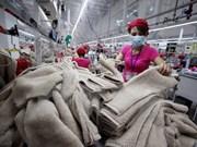 2015年纺织品服装出口总额预计达270亿美元
