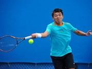 世界男子网球的最新排名:李黄南首次居世界第915位