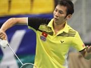 越南羽毛球运动员阮进明有望进入世界40强