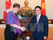 加拿大出资逾1800万美元协助越南农户改善生活水平