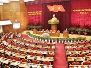 越共十一届中央委员会第十三次会议最后一天的新闻公报