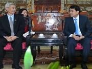 河内市将为泰国企业创造便利