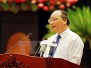 政府副总理阮春福要求采取有力措施严厉打击香烟走私
