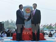 越南副外长阮怀忠:越柬决心携手共建和平、友谊、合作与可持续发展的边界线